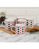 India Cirucs Verdure Mystery Mug (Set of 6)