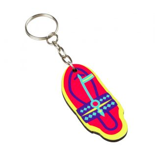 Step in Style Keychain