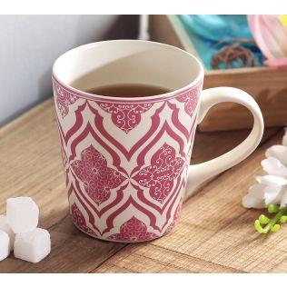 India Circus The Morning Glory Coffee Mug