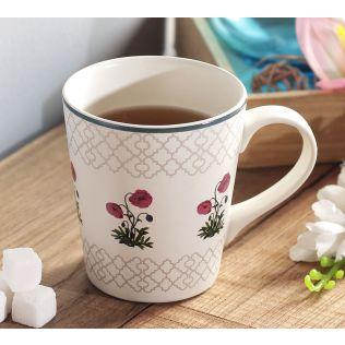 India Circus Floral Twinkles Coffee Mug