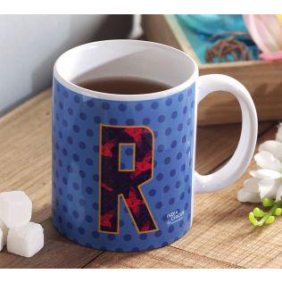 India Circus Rare Alphabet R Mug