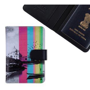 India Circus Agra Daily Passport Cover
