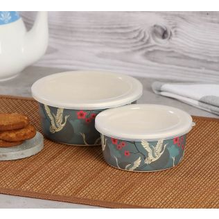 India Circus by Krsnaa Mehta Aerial Moments Small Container set of 2