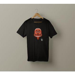 India Circus by Krsnaa Mehta Art Fervour Unisex Extra Small T-Shirt