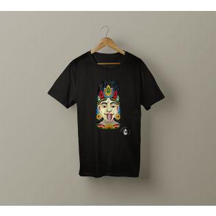 India Circus by Krsnaa Mehta Contemporary Kali Unisex Extra Small T-Shirt