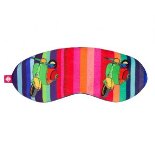 India Circus Colour Pop Scooter Eye Mask