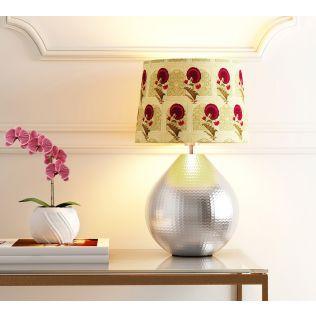 India Circus Flower Regalia Conical Lamp Shade