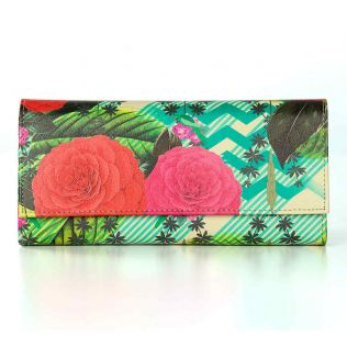India Circus Herbs of Captivation Ladies Wallet