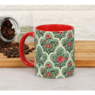 India Circus Lattice Enigma Coffee Mug