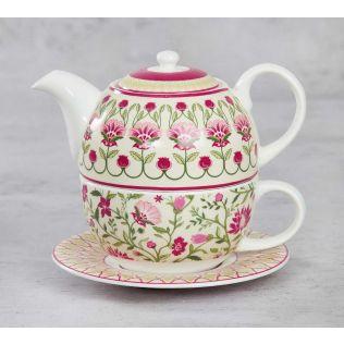 India Circus Rose Mallow Moscheutos Tea for One