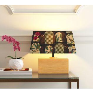 India Circus Signature Windows Rectangle Lamp Shade