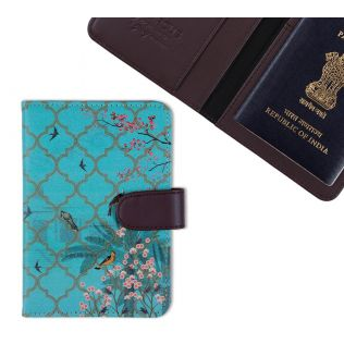 India Circus The World from my Window Passport Cover
