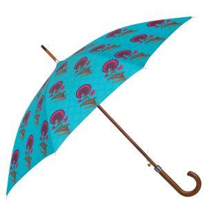 India Circus Yale Flower Regalia Umbrella