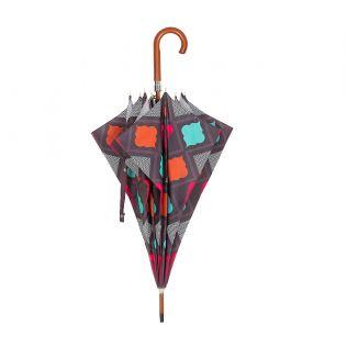 India Circus Assorted Geometry Umbrella