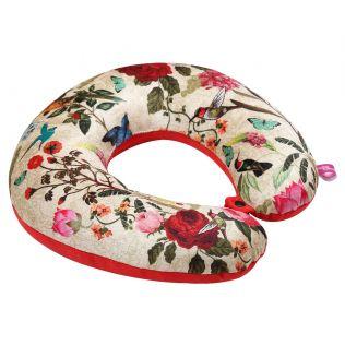 India Circus Bird Land Neck Pillow
