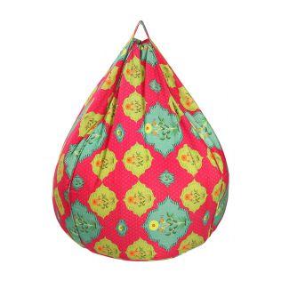 India Circus Blossom Tales Bean Bag Cover