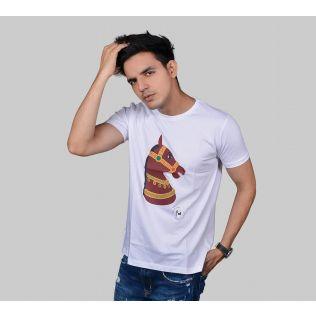 India Circus by Krsnaa Mehta Jeweled Beauty Unisex Extra Small T-Shirt