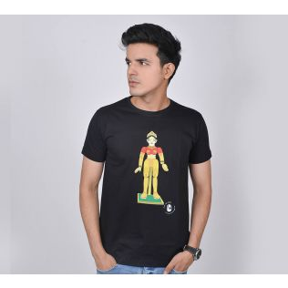 India Circus by Krsnaa Mehta Keelu Gowri's Appeal Unisex T-Shirt