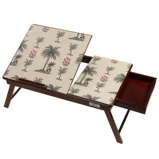 India Circus Chevron Palms Laptop Table