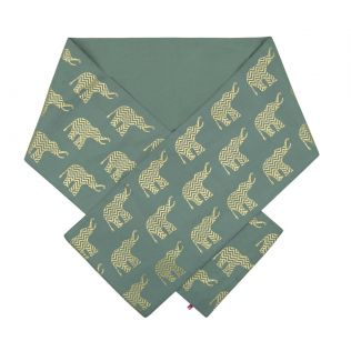 India Circus Chevron Tusker Table and Bed Runner