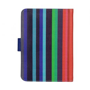 India Circus Colour Pop Scooter Passport Cover