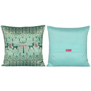 India Circus Geometrical Deer's Cushion Cover Set of 5