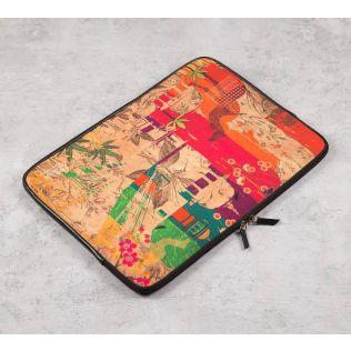 India Circus India Story Laptop Sleeve