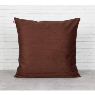 India Circus Lotus Pond Blended Velvet Cushion Cover