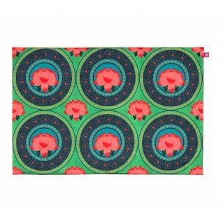 India Circus Platter Symmetry Table Mats Set of 6