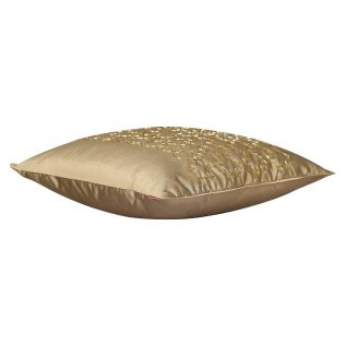 India Circus Rice Bead Beige Cushion Cover