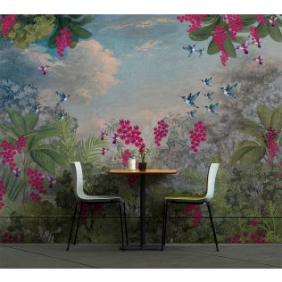 India Circus Sanctuary of Florescence Wallpaper
