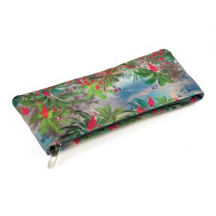 India Circus Tropical View Small Utility Pouch