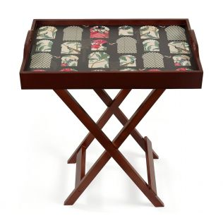 India Circus by Krsnaa Mehta Signature Windows Tray Table