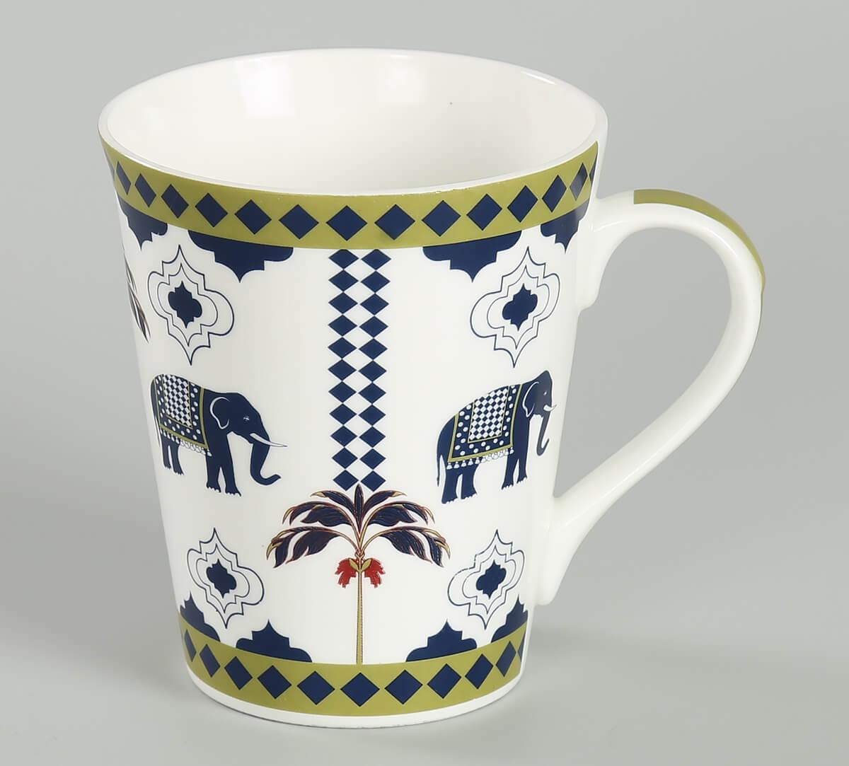 Earthy Symmetry Zing Mug Set of 2