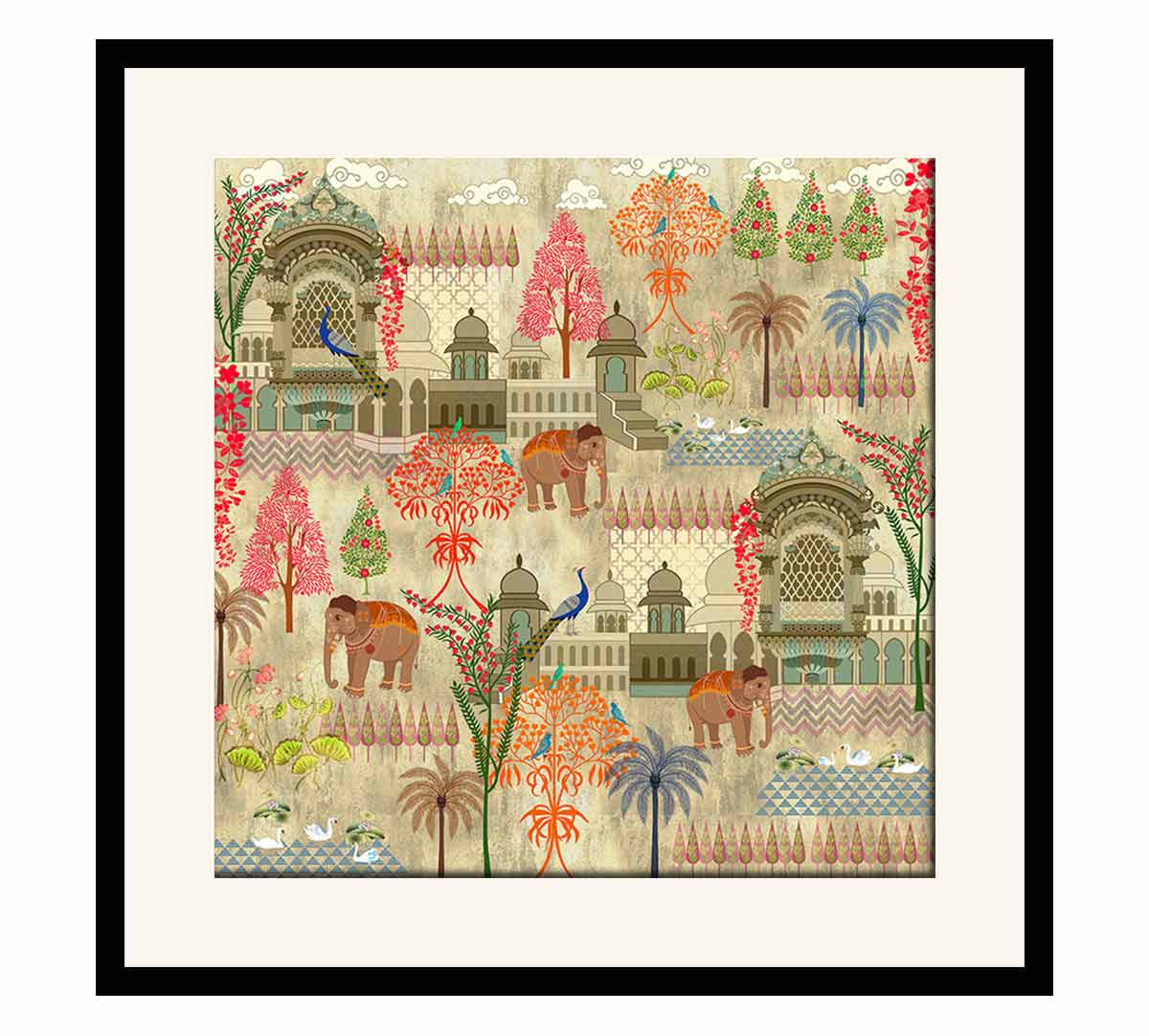 Buy Affordable Framed Wall Art Online India Circus