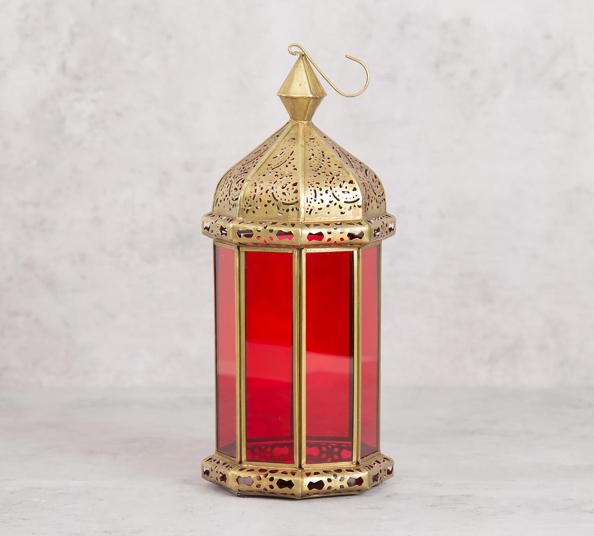 Buy Antique Handcrafted Buddha Lantern For Corporate: Buy Gold Decorative Lanterns Online