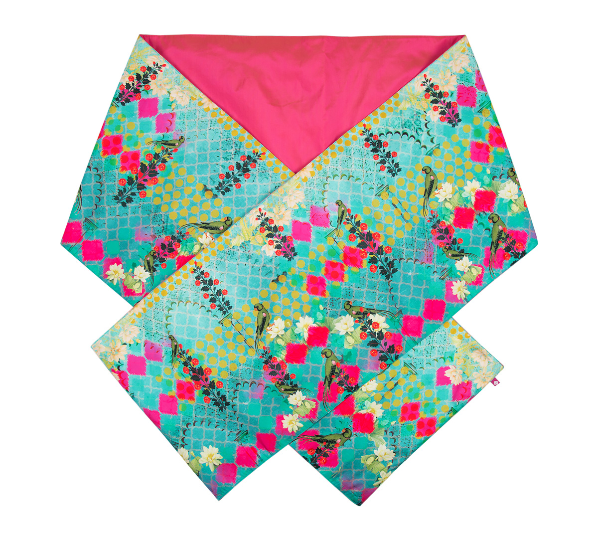 Garden of Evanescence Bed and Table Runner : t27711 from indiacircus.com size 1200 x 1083 jpeg 537kB