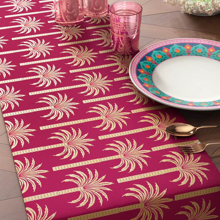 Bed & Table Runners